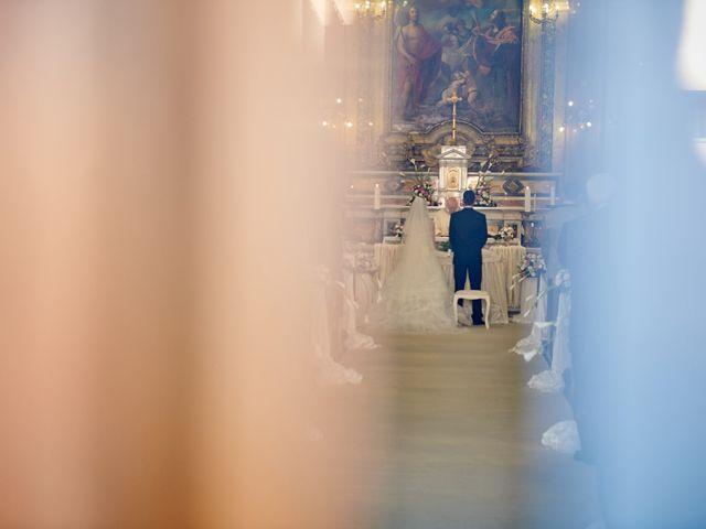 Il matrimonio di Davide e Giusy a Nettuno, Roma 20