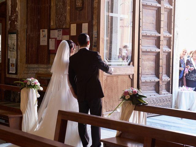 Il matrimonio di Davide e Giusy a Nettuno, Roma 22