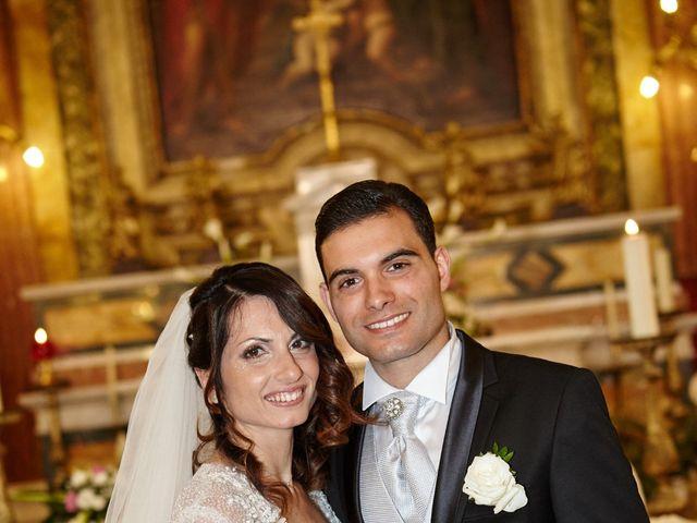Il matrimonio di Davide e Giusy a Nettuno, Roma 23