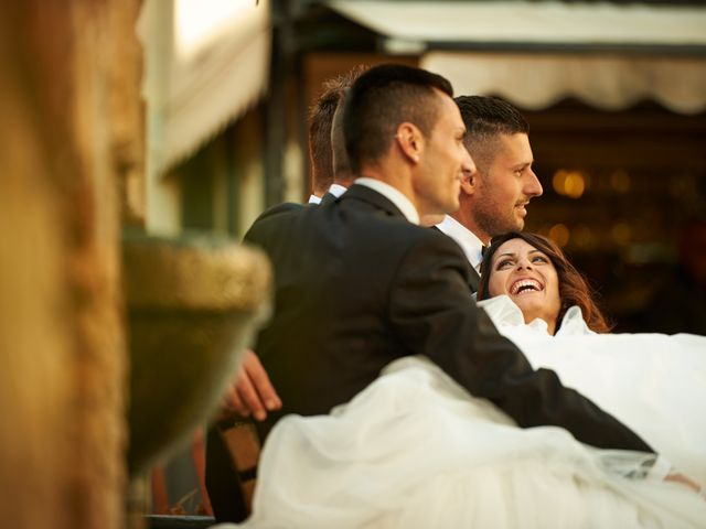 Il matrimonio di Davide e Giusy a Nettuno, Roma 27