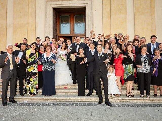 Il matrimonio di Davide e Giusy a Nettuno, Roma 28