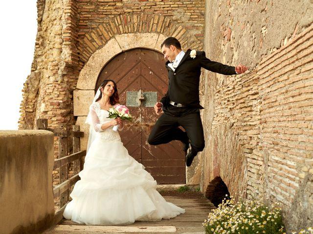 Il matrimonio di Davide e Giusy a Nettuno, Roma 32