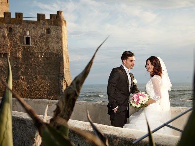 Il matrimonio di Davide e Giusy a Nettuno, Roma 34