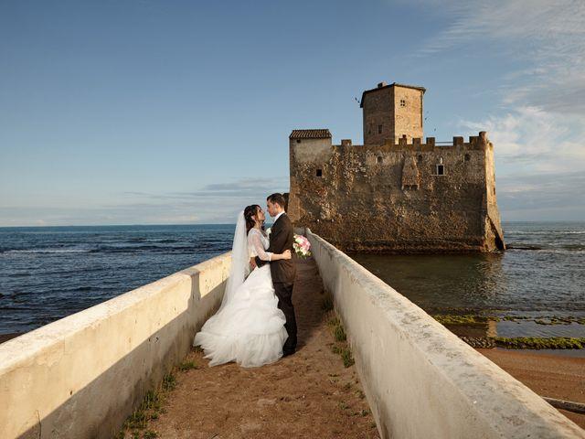 Il matrimonio di Davide e Giusy a Nettuno, Roma 35