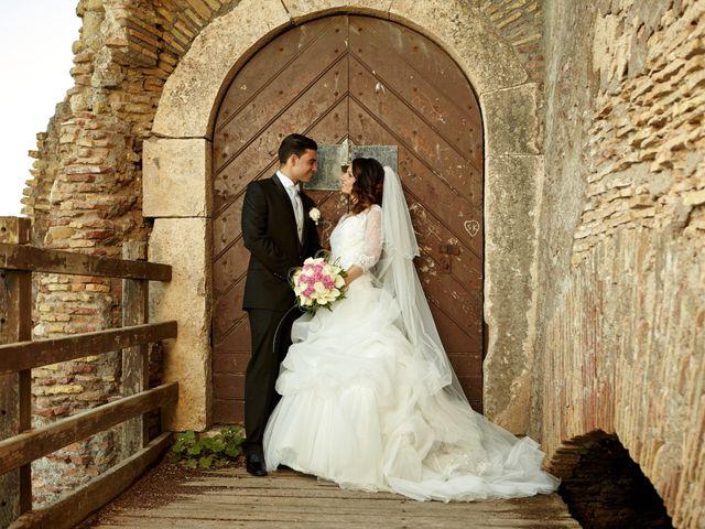 Il matrimonio di Davide e Giusy a Nettuno, Roma 37