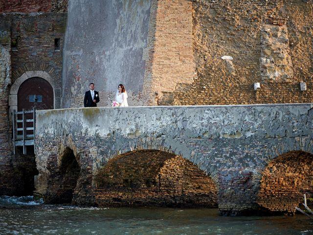 Il matrimonio di Davide e Giusy a Nettuno, Roma 42