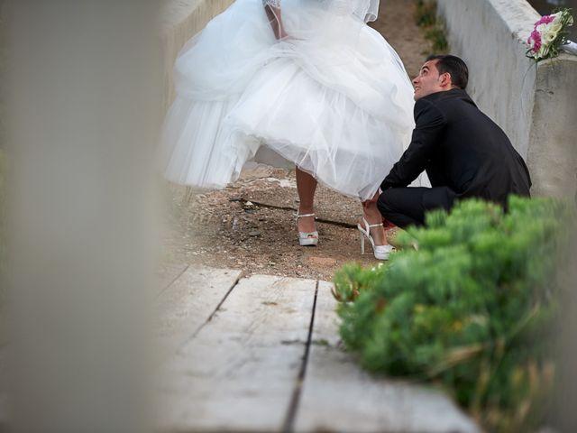Il matrimonio di Davide e Giusy a Nettuno, Roma 48