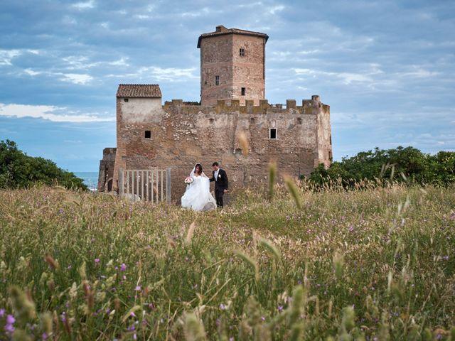 Il matrimonio di Davide e Giusy a Nettuno, Roma 49