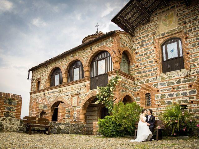 Il matrimonio di Davide e Elisa a Ivrea, Torino 10
