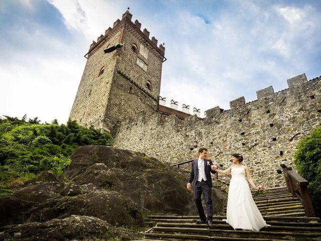 Il matrimonio di Davide e Elisa a Ivrea, Torino 6