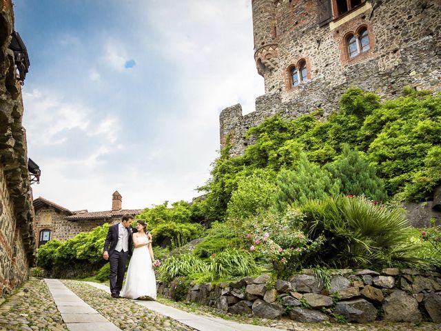 Il matrimonio di Davide e Elisa a Ivrea, Torino 9