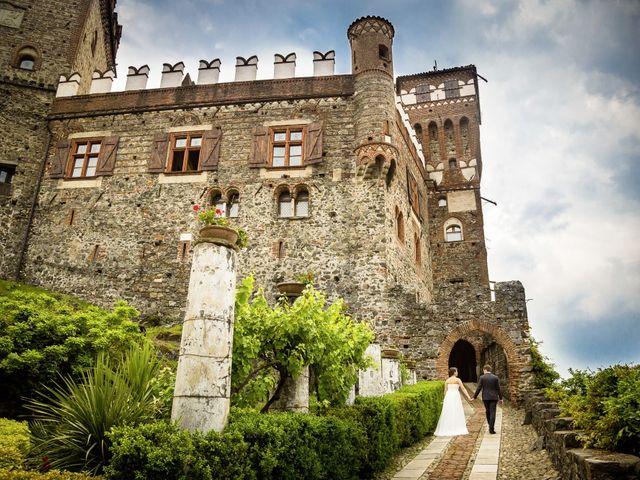Il matrimonio di Davide e Elisa a Ivrea, Torino 7