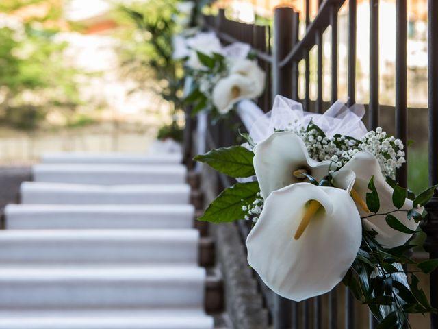 Il matrimonio di Antonio e Serena a Bovino, Foggia 7