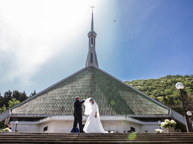 Il matrimonio di Antonio e Serena a Bovino, Foggia 14