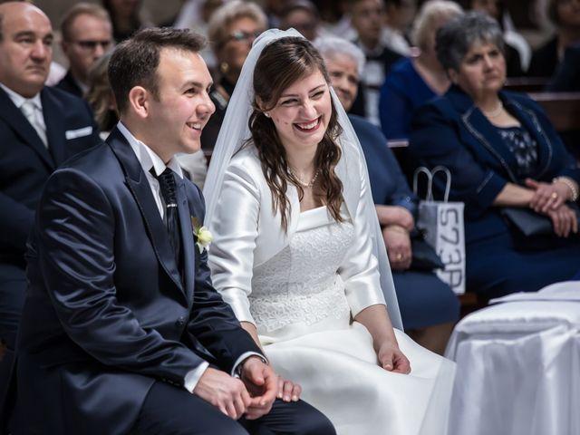 Il matrimonio di Antonio e Serena a Bovino, Foggia 18