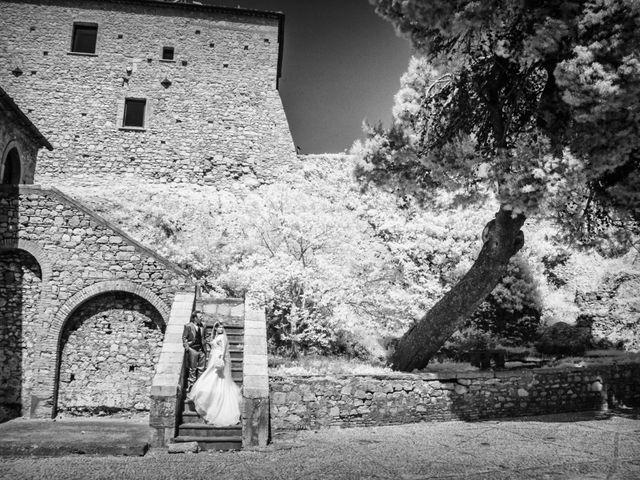 Il matrimonio di Antonio e Serena a Bovino, Foggia 26
