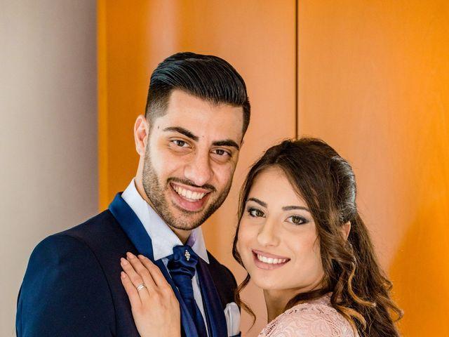 Il matrimonio di Ciro e Saadia a Capaccio Paestum, Salerno 11