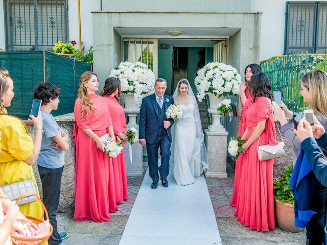 Il matrimonio di Ciro e Saadia a Capaccio Paestum, Salerno 57