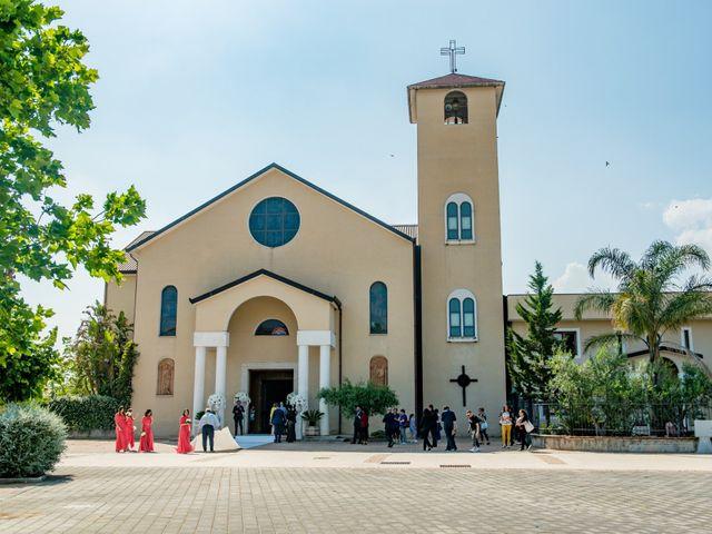 Il matrimonio di Ciro e Saadia a Capaccio Paestum, Salerno 58