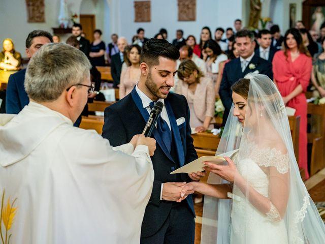 Il matrimonio di Ciro e Saadia a Capaccio Paestum, Salerno 67