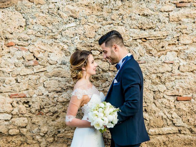 Il matrimonio di Ciro e Saadia a Capaccio Paestum, Salerno 89
