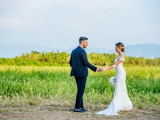 Il matrimonio di Ciro e Saadia a Capaccio Paestum, Salerno 93