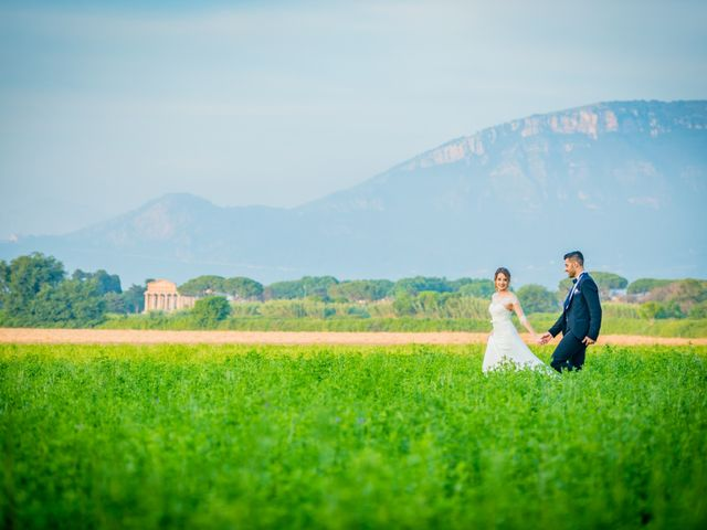 Il matrimonio di Ciro e Saadia a Capaccio Paestum, Salerno 105