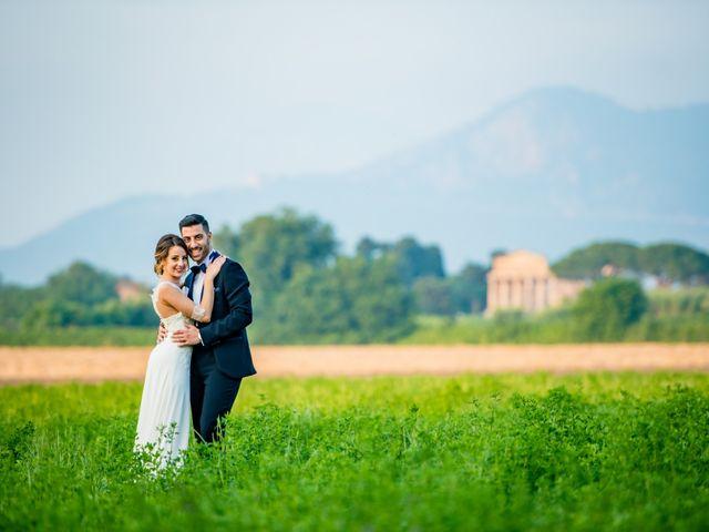 Il matrimonio di Ciro e Saadia a Capaccio Paestum, Salerno 106
