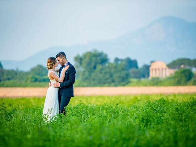 Il matrimonio di Ciro e Saadia a Capaccio Paestum, Salerno 107