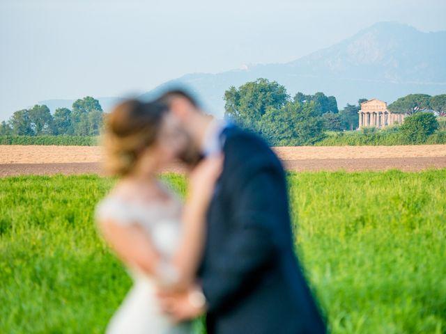 Il matrimonio di Ciro e Saadia a Capaccio Paestum, Salerno 108