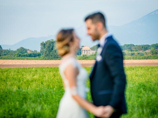 Il matrimonio di Ciro e Saadia a Capaccio Paestum, Salerno 110