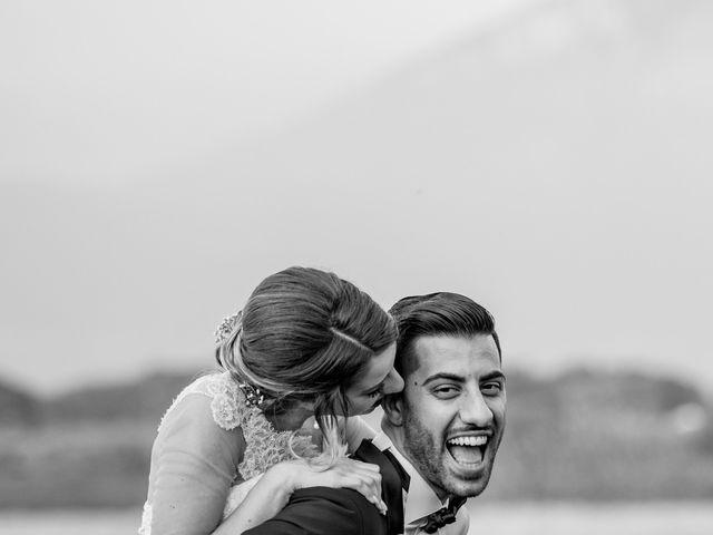 Il matrimonio di Ciro e Saadia a Capaccio Paestum, Salerno 112