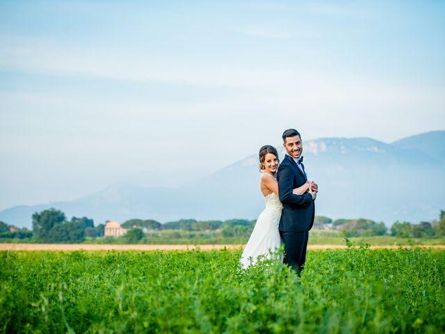Il matrimonio di Ciro e Saadia a Capaccio Paestum, Salerno 113