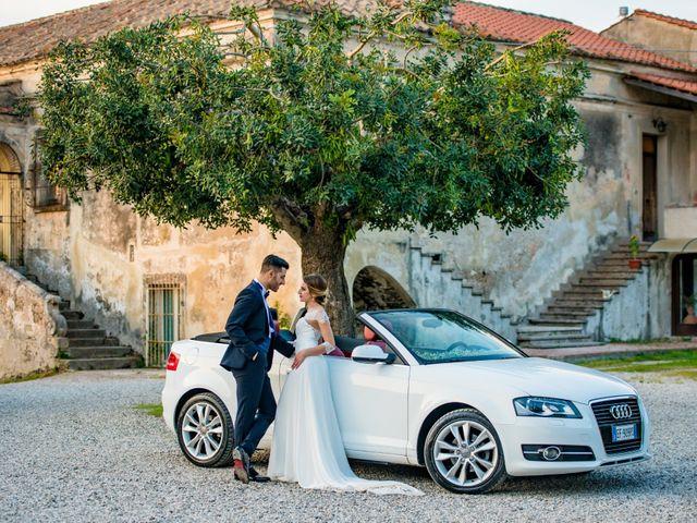 Il matrimonio di Ciro e Saadia a Capaccio Paestum, Salerno 116