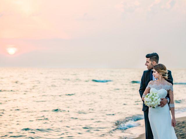 Il matrimonio di Ciro e Saadia a Capaccio Paestum, Salerno 120