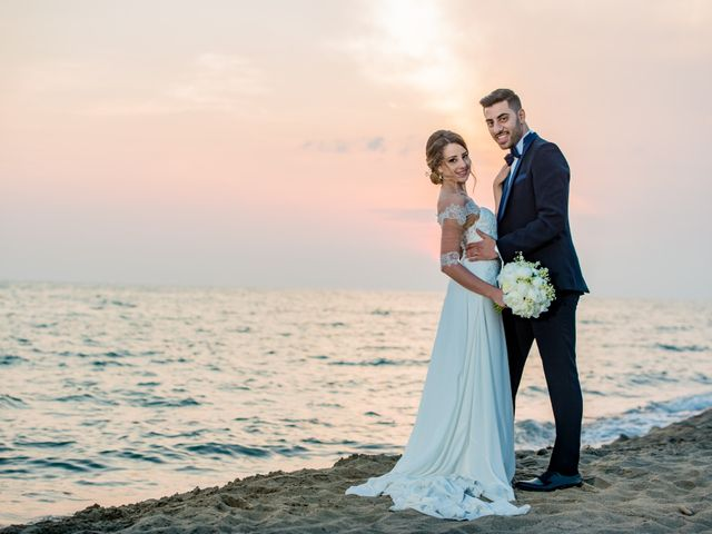 Il matrimonio di Ciro e Saadia a Capaccio Paestum, Salerno 122