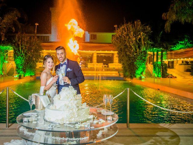 Il matrimonio di Ciro e Saadia a Capaccio Paestum, Salerno 152