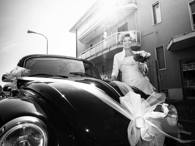 Il matrimonio di Marcello e Silvia a Treviglio, Bergamo 4