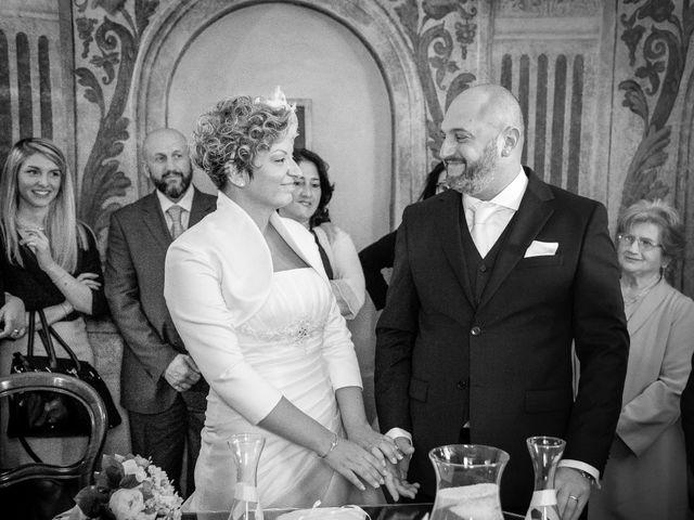 Il matrimonio di Marcello e Silvia a Treviglio, Bergamo 12