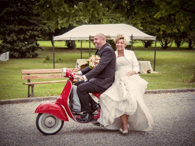 Il matrimonio di Marcello e Silvia a Treviglio, Bergamo 15