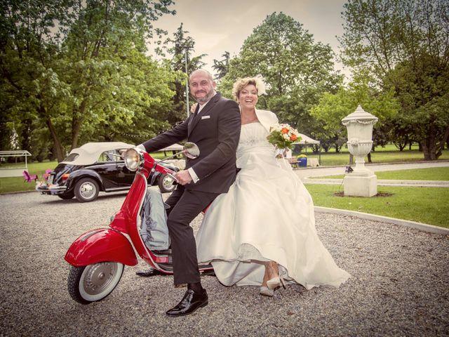 Il matrimonio di Marcello e Silvia a Treviglio, Bergamo 16