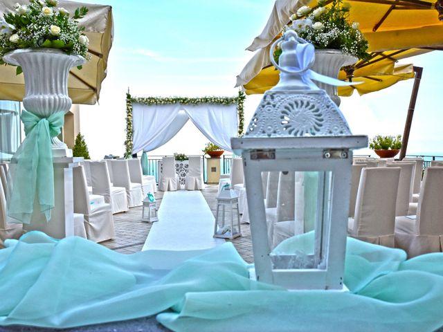 Il matrimonio di Nicola e Marianna a Vietri sul Mare, Salerno 11