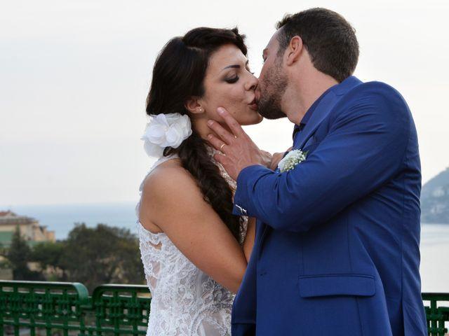 Il matrimonio di Nicola e Marianna a Vietri sul Mare, Salerno 18