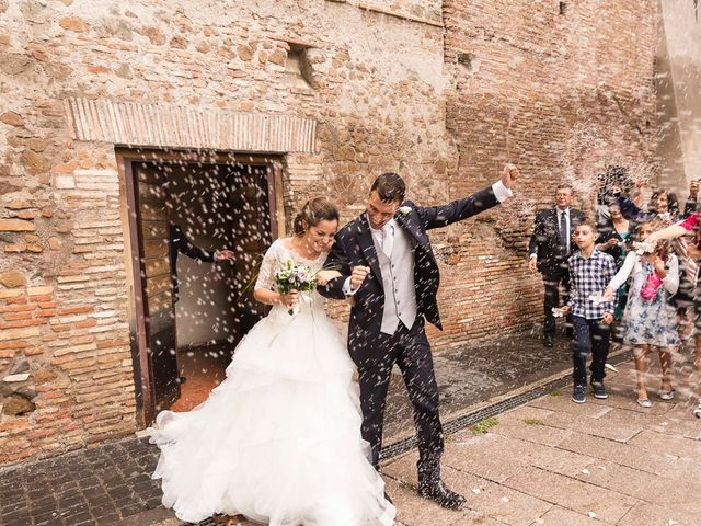 Il matrimonio di Agata e Flavio a Roma, Roma 3