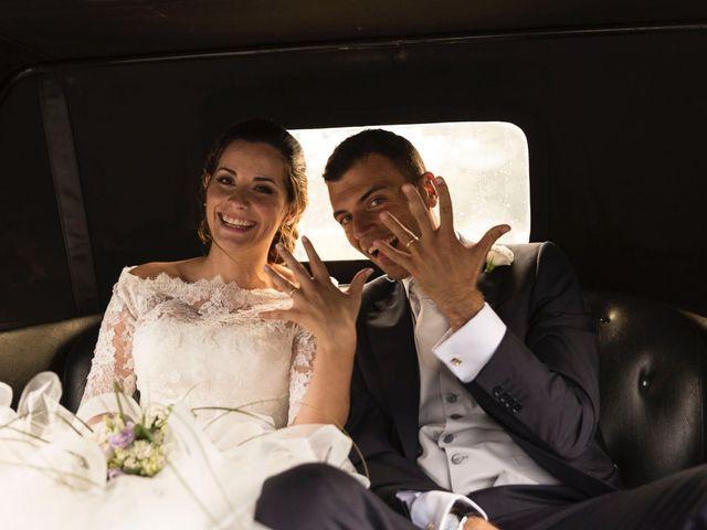 le nozze di Flavio e Agata