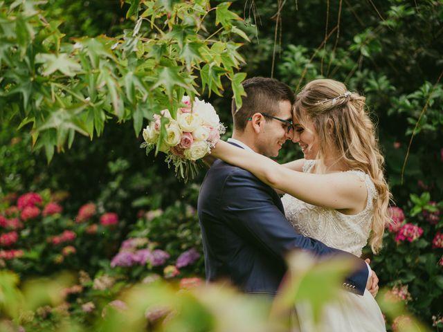 Le nozze di Gianluca e Alessia