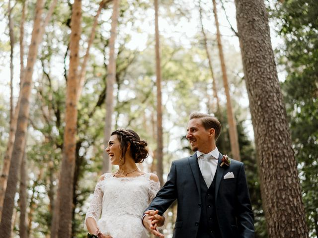 Il matrimonio di Marco e Camilla a Vergiate, Varese 5