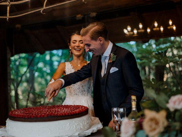 Il matrimonio di Marco e Camilla a Vergiate, Varese 8