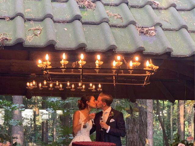 Il matrimonio di Marco e Camilla a Vergiate, Varese 17