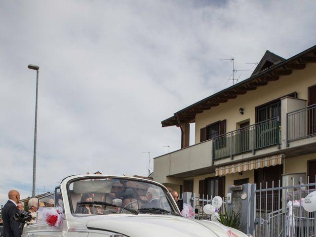 Il matrimonio di Franco e Tina a Salerano sul Lambro, Lodi 18